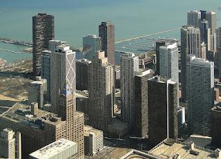 Pierścień randkowy Chicago