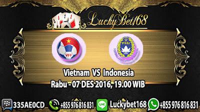 """Prediksi Piala AFF 2016 """" Vietnam vs Indonesia"""" 7 Desember 2016"""