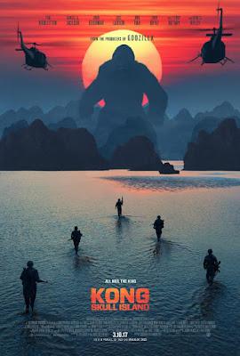 Sinopsis Kong Skull Island (2017)