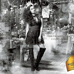 Evelyn Sharma's Photo Shoot for Blenders Pride Campaign 2013