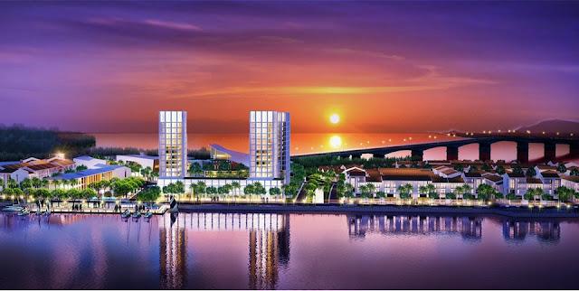 Khu Đô Thị Phố Biển Marine City Vũng Tàu
