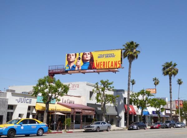 Americans 2017 Emmy FYC billboard