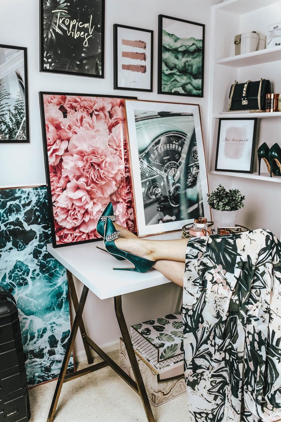 Desenio Art Prints Blogger Collaboration