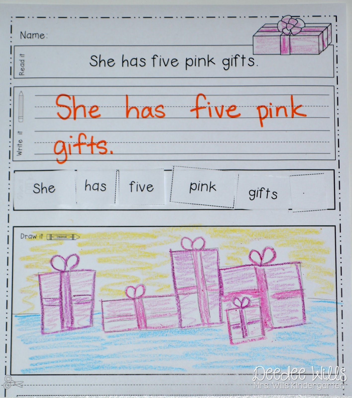 Valentine\'s Day Lesson Plans ~ Peek at my Week - Mrs. Wills Kindergarten