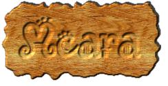 Contoh logo dengan font amadeus regular