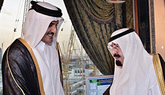 أسرة آل الشيخ عبد الوهاب السعودية تُصدر بياناً للرد على أمير قطر