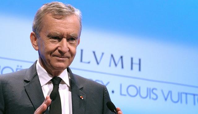 Bernard Arnault Orang Terkaya Di Dunia Pemilik Louis Vuitton