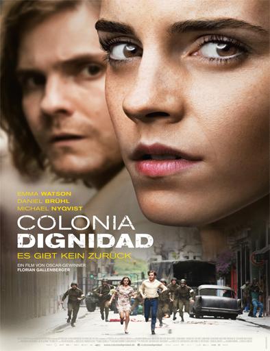 Ver Colonia Dignidad (2016) Online