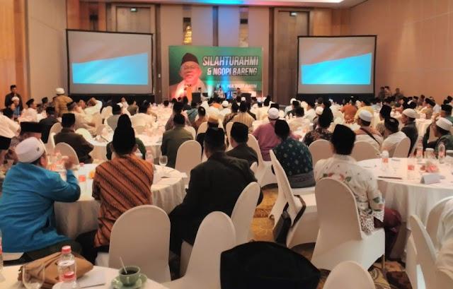 Para Gus Jawa Timur Siap Jadi Makmum Kiai Ma'ruf Amin