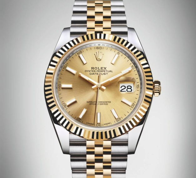 Introducing: The New Rolex Datejust 41mm