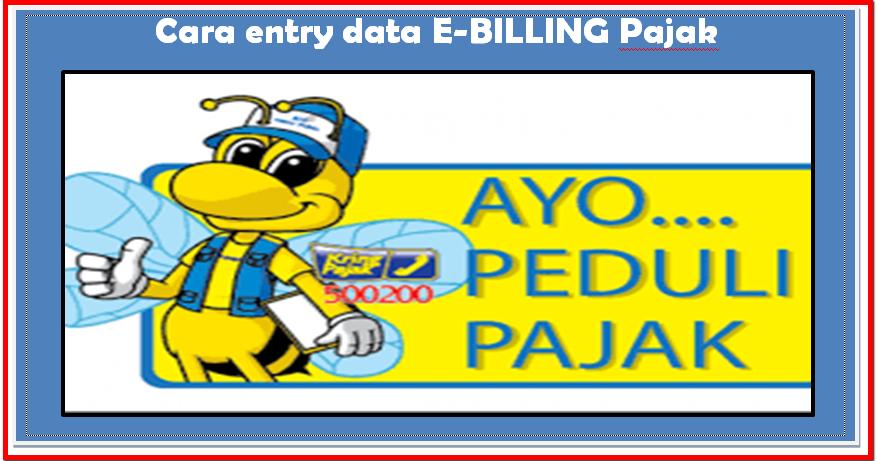 E Billing Pajak Cara Praktis Bayar Pajak Online Sd Negeri 1 Asemrudung