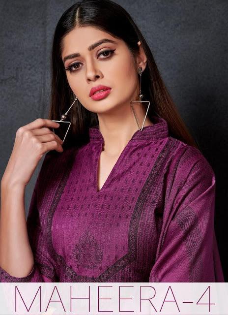 Deepsy Maheera 4 Pashmina Winter Salwar Kameez