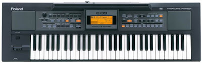 Đàn Organ Roland E09