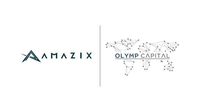 [НОВОСТИ] AmaZix и Olymp Capital будут работать над развитием экосистемы блокчейна