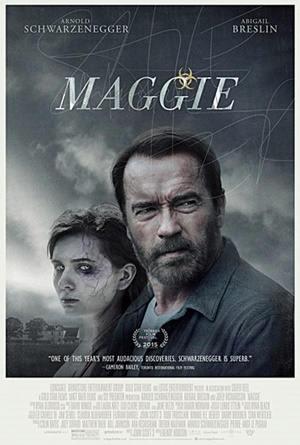 Maggie (2015) DVDRip Latino