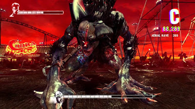 Boss Fight DMC 5 Gameplay