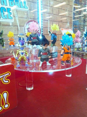 "Candy Toy ""Dragon Ball Adverge Vol 4"" - Bandai"