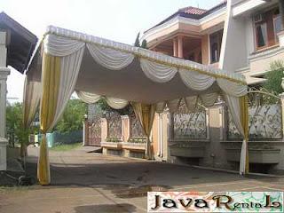 Sewa Tenda Plafon VIP - Rental Tenda Plafon VIP Murah