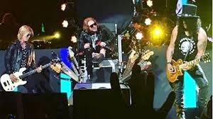 Guns n' Roses 2016 retorno, Papos de Rock