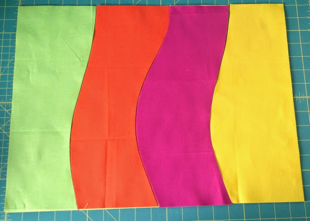 Fabric Rearranged