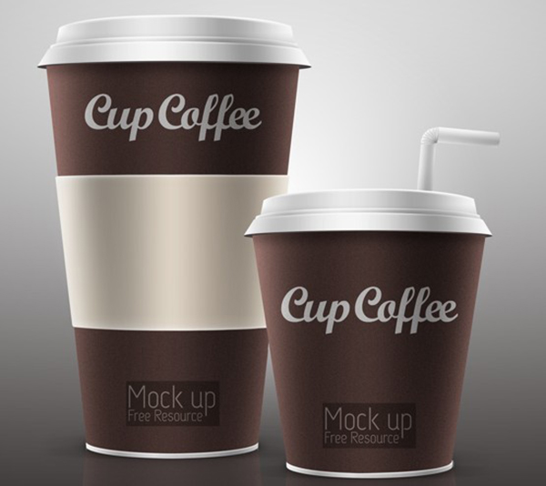 Download Coffee Mug Mockup PSD Terbaru Gratis - Elegant Free PSD Coffee Cup Mockup