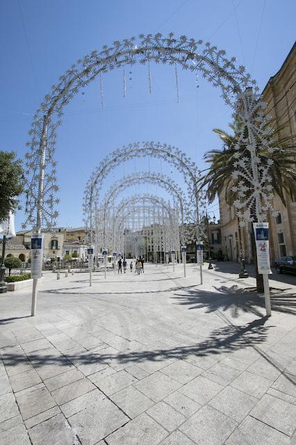 Piazza San Pietro Caveoso-Matera