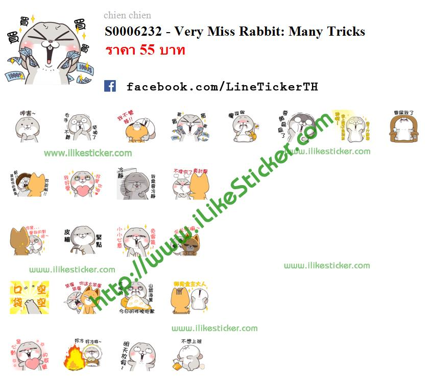 Very Miss Rabbit: Many Tricks