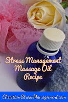 Aromatherapy for stress management articles