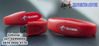 Flashdisk Gelang Elips – USB Gelang Elips fdbr02, USB Wristband, Flashdisk bentuk gelang, USB Flashdisk Gelang Silicone - FDBR02, USB Rubber Elips, Silicon Wristband USB Flash Drive