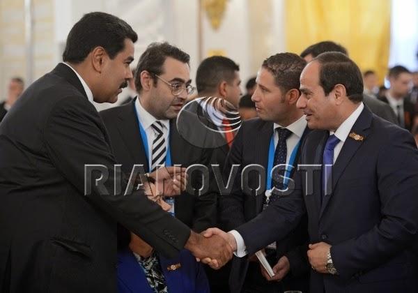 LEE: Sisi Maduro