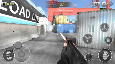 Call Of Last Agent (COLA)-FPS v2.3.4 Mod Apk (Infinite Ammo)