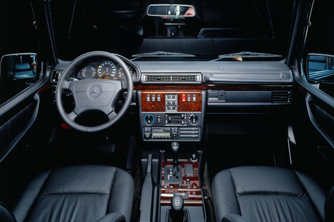 2011 Mercedes Benz G Class