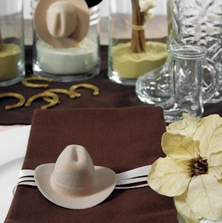 Cowboy OR Cowgirl Baby Shower Theme