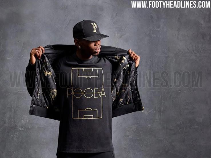 e06a10676f5 Adidas Paul Pogba Season 1 Collection Revealed - Footy Headlines