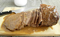 Old Fashioned Pot Roast with Onion Gravy