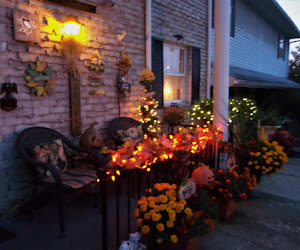 Fall/Halloween Home Tour, 2020