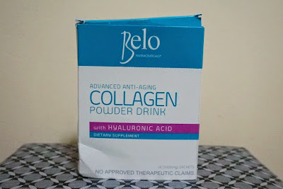 Belo Nutraceuticals Collagen Powder Drink