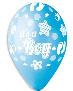 воздушные шарики It s a Boy
