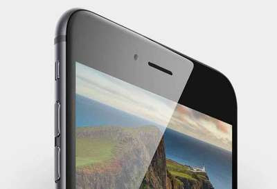 iPhone 6S Have Flash in Front