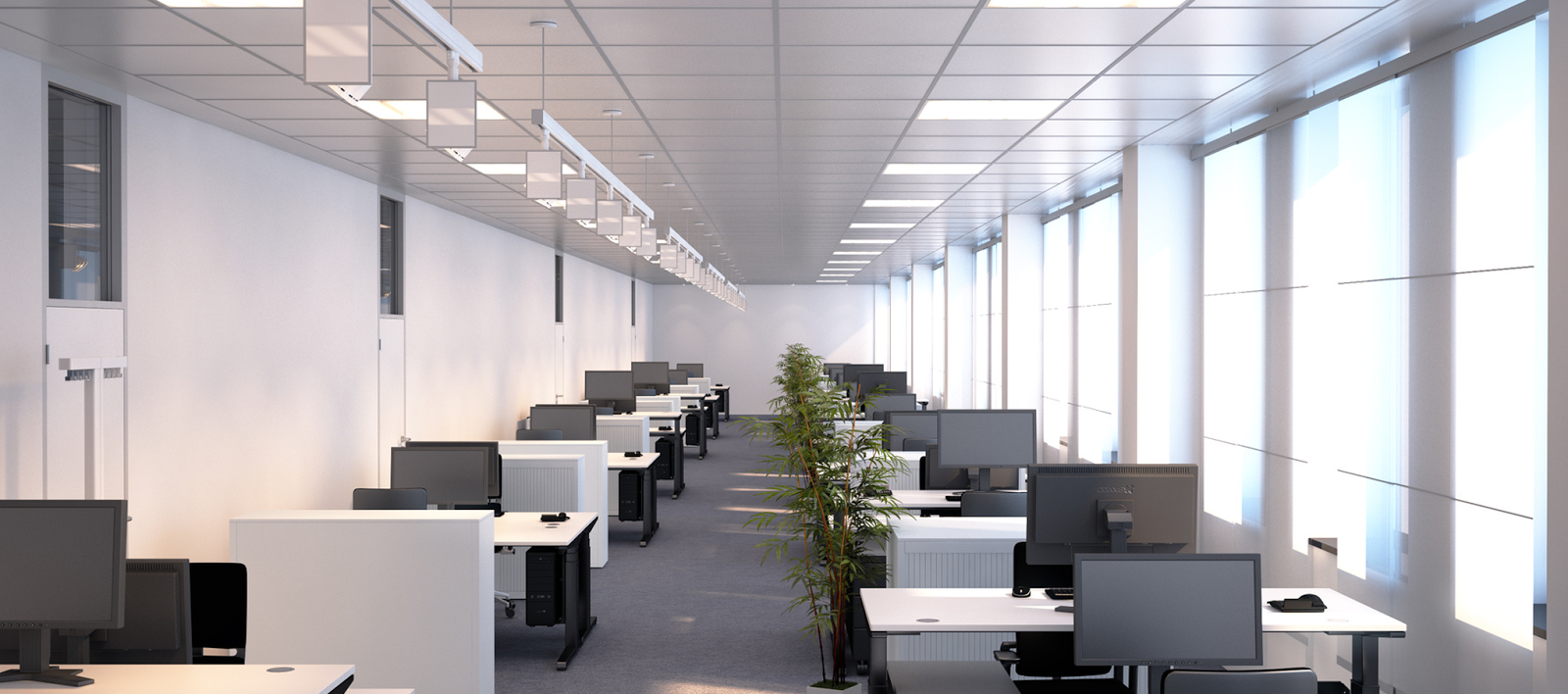 LED Office Lights manufacturers in India & LED Office Lights manufacturers | LED Office and Industrial lights ...