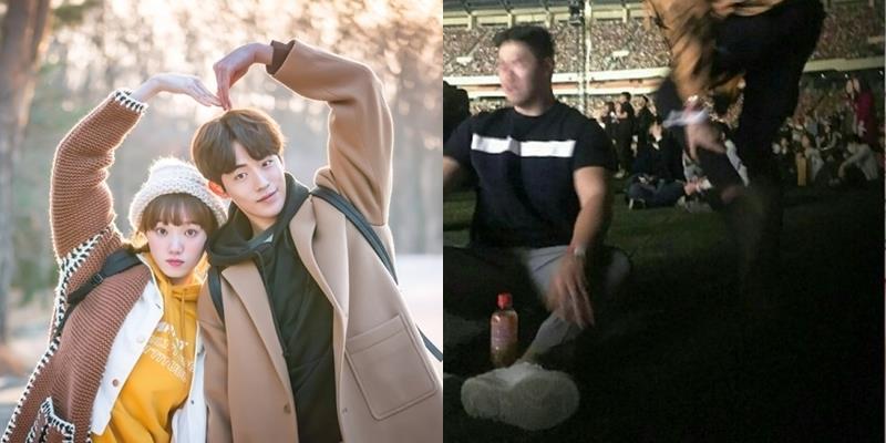 Lee Sung Kyung ngầm xác nhận đang hẹn hò Nam Joo Hyuk?