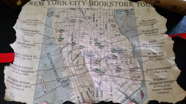New York City Bookstore Tour