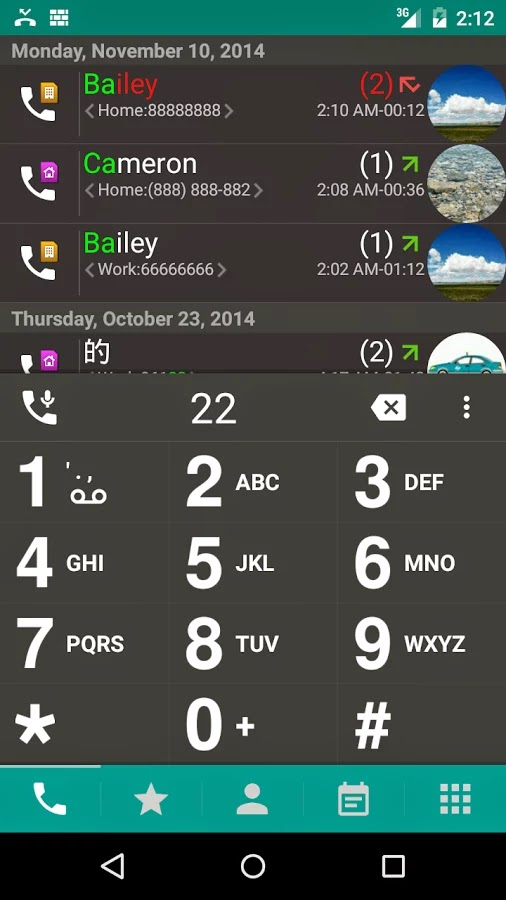 DW Contacts & Phone & Dialer v2.9.6.1-pro