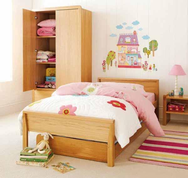 55 Desain Kamar Tidur Anak Perempuan Unik Minimalis ...