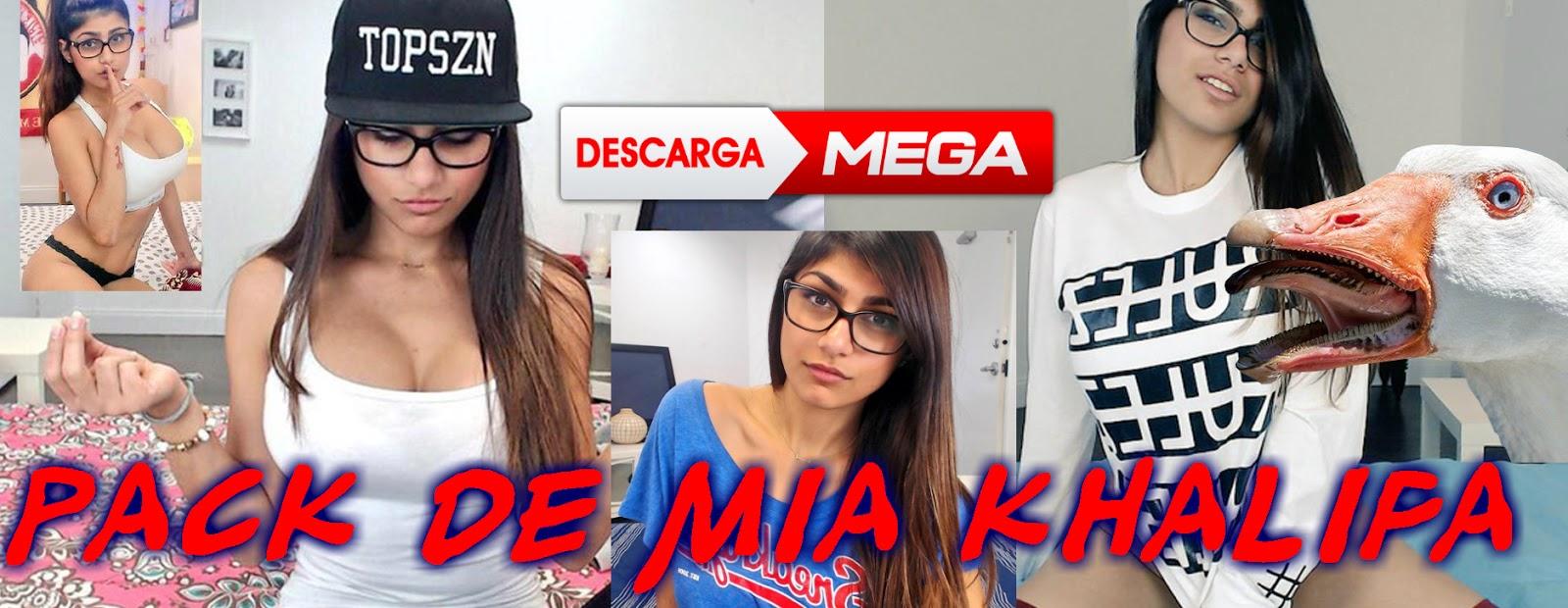 Actriz Porno Gafas porno por mega: pack de mia khalifa las mejores tetas del