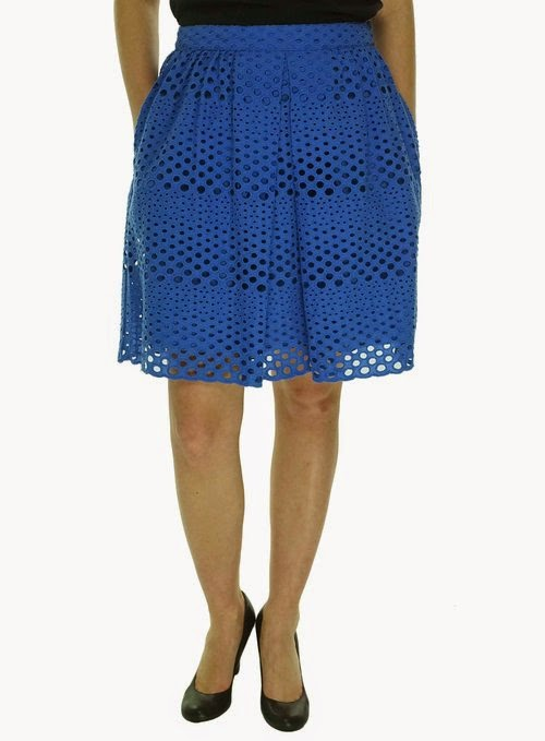 Best styles of Eyelet Skirts