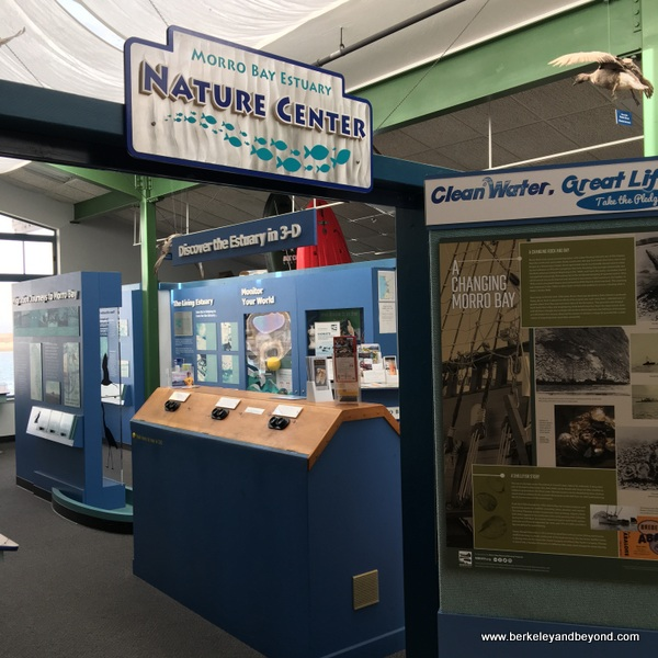 Morro Bay National Estuary Center in Morro Bay, California