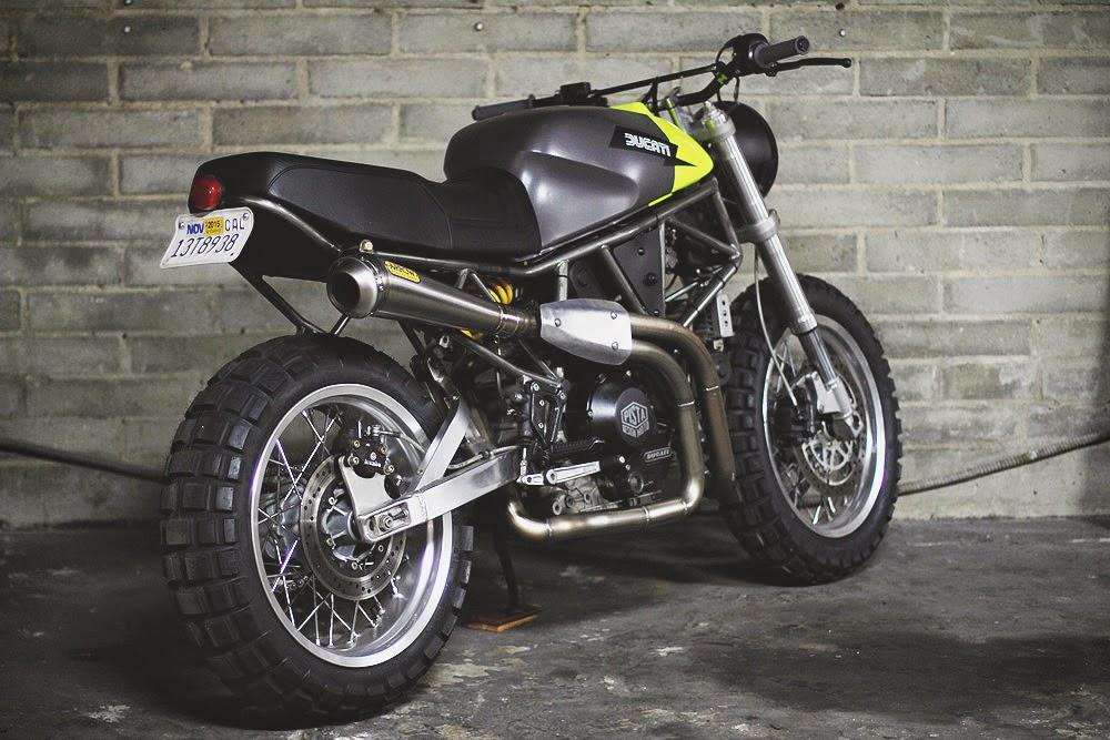 Ducati 900 Supersport Scrambler