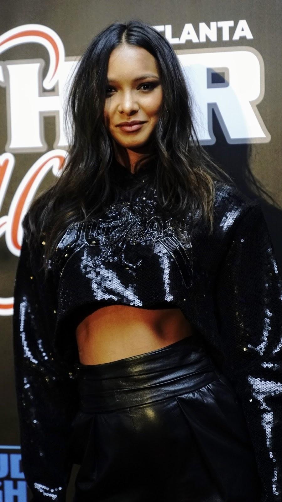 Lais Ribeiro - 16th annual Super Bowl Leather & Laces Party in Atlanta. GA February 1, 2019