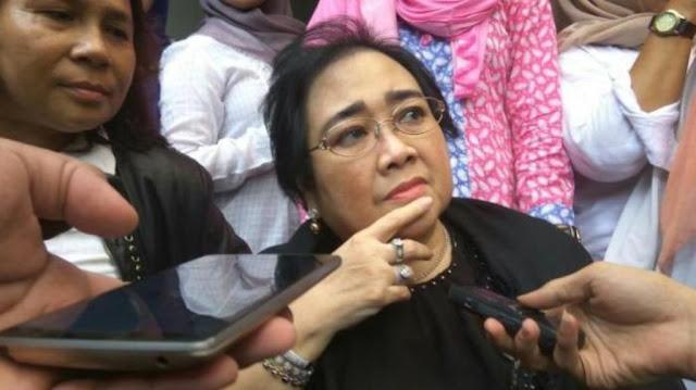 Maaf Tak Ada Tebang Pilih, Putri Bung Karno Pastikan Turun ke Jalan 4 November